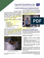 Consultancy Leaflet