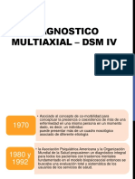 Diagnostico multiaxial – dsm iv.pptx