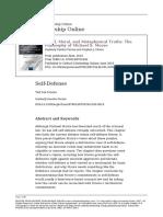 Ferzan - Self-Defense.pdf