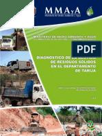 Diagnostico Departamental Tarija