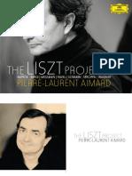 Booklet for Liszt
