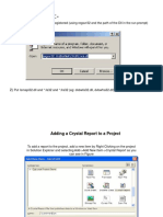 Presentation Crystal Report