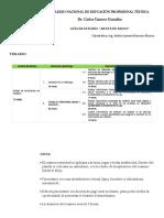 Examen Semestral Instrumentos de Medición