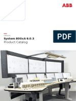 3BSE078160 en I System 800xA 6.0.3 Product Catalog