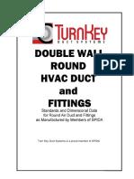 HVAC Duct Round Catalog