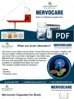 Nervocare Brain Revitalizing Supplement