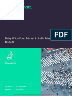 Dairy & Soy Food Market in India_ Market Snapshot to 2021