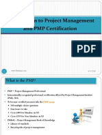 Inroduction to Project Management PDF