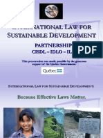 Sufficient Development Law