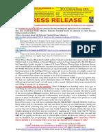 20180405-PRESS RELEASE Mr G. H. Schorel-Hlavka O.W.B. ISSUE - Re the Implied Admission Porton Downs Has Itself Novichok - Re Skripal