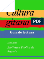 Guía de Lectura Cultura Gitana