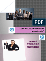 Comunicare Manageriala.tema 8