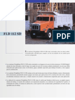 freightliner FLD112SD