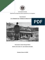 Los Orígenes Del Hormigón Armado (Antonio Burgos Núñez)
