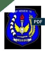 Logo Smpn 14 Ukuran Besar