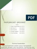 PPT Teori Preced - Proceed