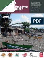 Sumbawa Regency Natural Disaster Vulnerability Profile English