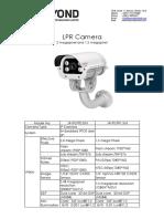 Promo LPR Camera