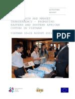 Vietnam Activities Brochure 2011