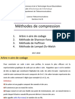 Methode de Compression codage source