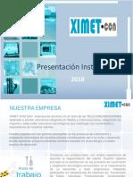 PresentaciónXMT