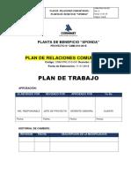 Cmm-prc-010-001_0 - Plan de Relaciones Comunitarias - Sponda