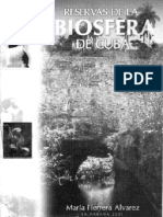 Reservas de La Biosfera en Cuba