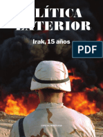 Irak, 15 Años