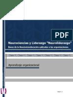 Apunte D - Aprendizaje Organizacional