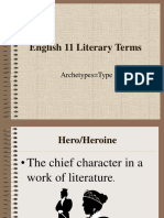 English11LiteraryTerms.ppt