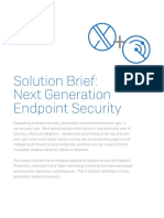 Endpoint Features Explained
