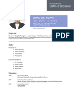Resume_Wong Wai Keong