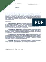 Unidades Litodemicas NASC 2005