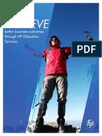 HPI Training Brochure