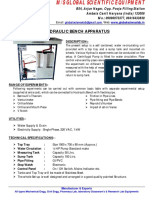 HYDRAULIC BENCH APPARATUS.pdf