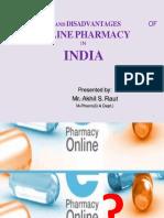 advantagesanddisadvantagesofonlinepharmacyinindia-180403114601