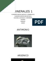 MINERALES 1 (Visu)