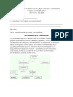 Guía de Apoyo Evaluación Mapas Conceptuales