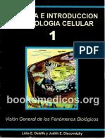 333672496 LIBRITOS NEGROS Biologia e Introduccion a La Biologia Celular CBC