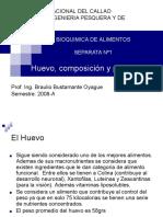 ''Separata Bioquimica de Alimentos Parte I2010