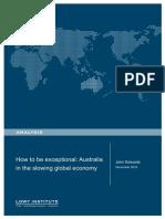 Australia in the slowing global Economy.pdf
