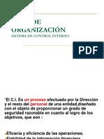 CAp3 Plan de Organizacion Sistema de Control Interno y Funcion de Produccion