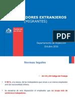 Trabajadores Extranjeros-migrantes (Solo Laboral) 12 2015