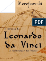 O Romance de Leonardo Da Vinci - Dimitri Merejkovski