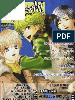 Internetske stranice za upoznavanje ljubitelja animea