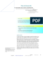 Hitos Del Desarrollo 2016 Pediatrics in Review.en.Es