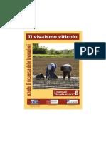 Manuale barbatelle viticoltura Toscana