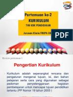kurikulum (pertemuan 2)