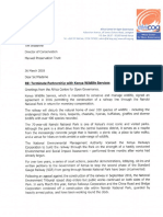 Terminate partnership with KWS_Marwel preservation trust.pdf