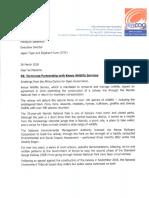 Terminate partnership with KWS_JTEF.pdf
